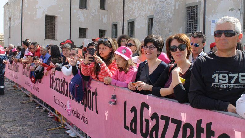 Giro d'Italia 2018: c'è l'arrivo in salita di Montevergine