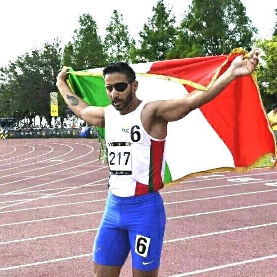 """""""Invictus games"""", il vibonese Domenico Russo  conquista due medaglie d'oro in Florida"""