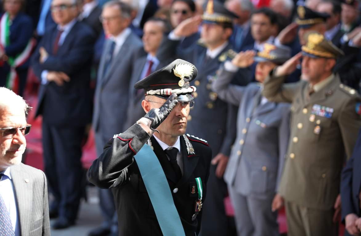 Carabinieri, un anno di lotta alla criminalità pregno di risultati, il Comandante Di Pietro: ora la sfida è vincere la camorra
