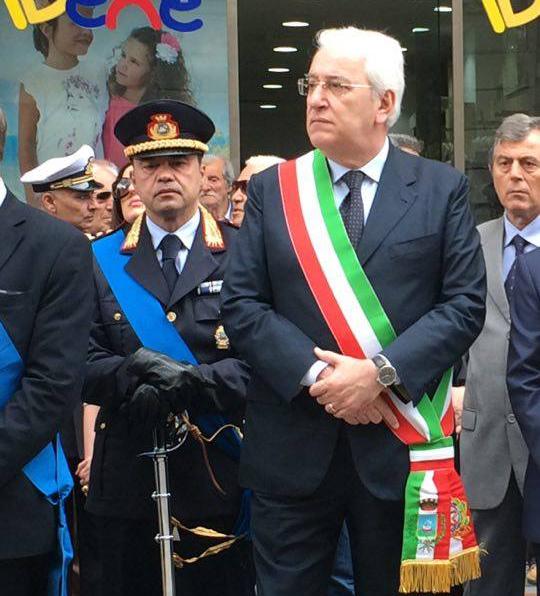 Il sindaco di Avellino colto da malore: ricoverato al Moscati