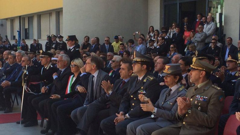 I Carabineri di Avellino celebrano il202esimo anniversario della fondazione dell'Arma
