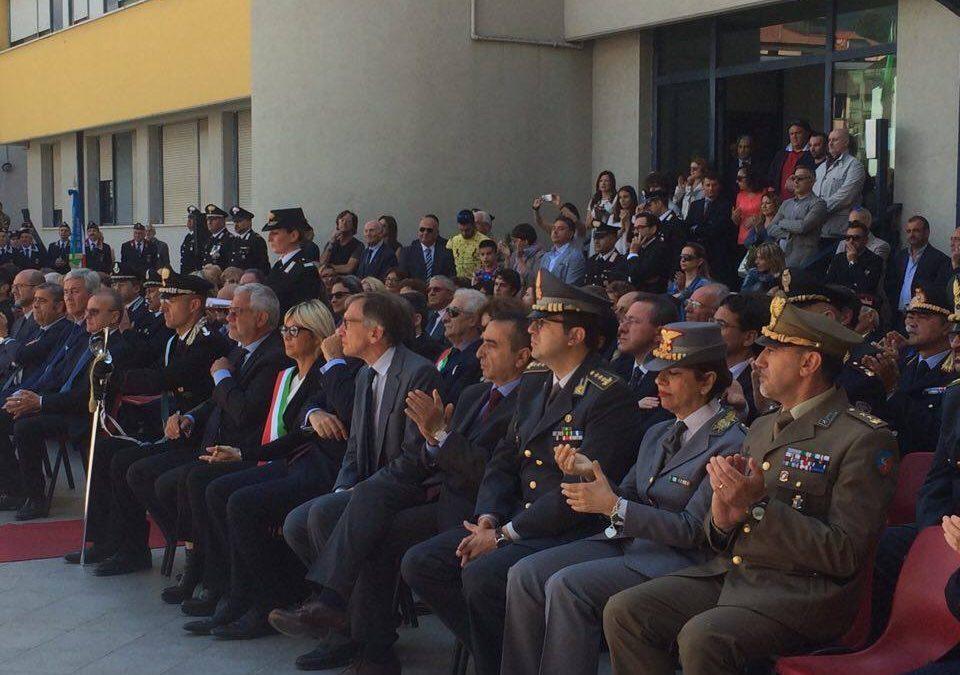 I Carabineri di Avellino celebrano il 202esimo anniversario della fondazione dell'Arma