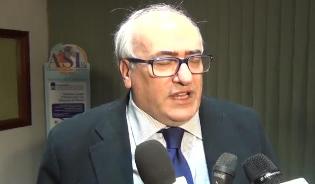 Asl Avellino, sindacato contro il Commissario Ferrante: ora è stato di agitazione