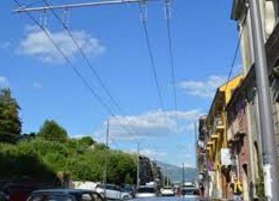 Prove tecniche per la metro leggera: Avellino avrà la sua linea elettrificata