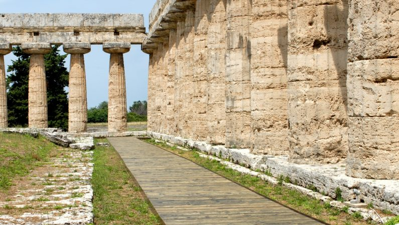 Il Parco archeologico di Paestum apre le porte alla Festa della Musica