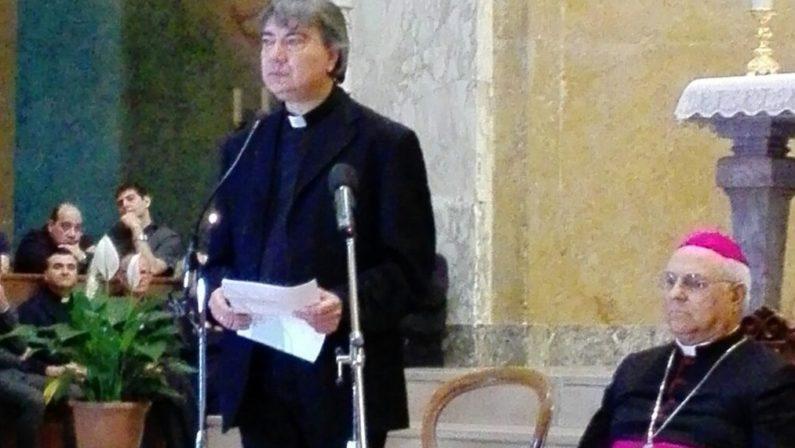 Catanzaro, don Mimmo Battaglia nominato vescovoAndrà alla diocesi di Sant'Agata dei Goti in Campania