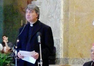 Vescovo Domenico Battaglia