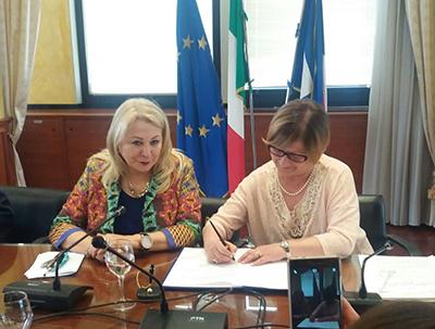 Dieta mediterranea, intesa Consiglio regionale e USR Campania, D'Amelio: rilanciamo l'economica
