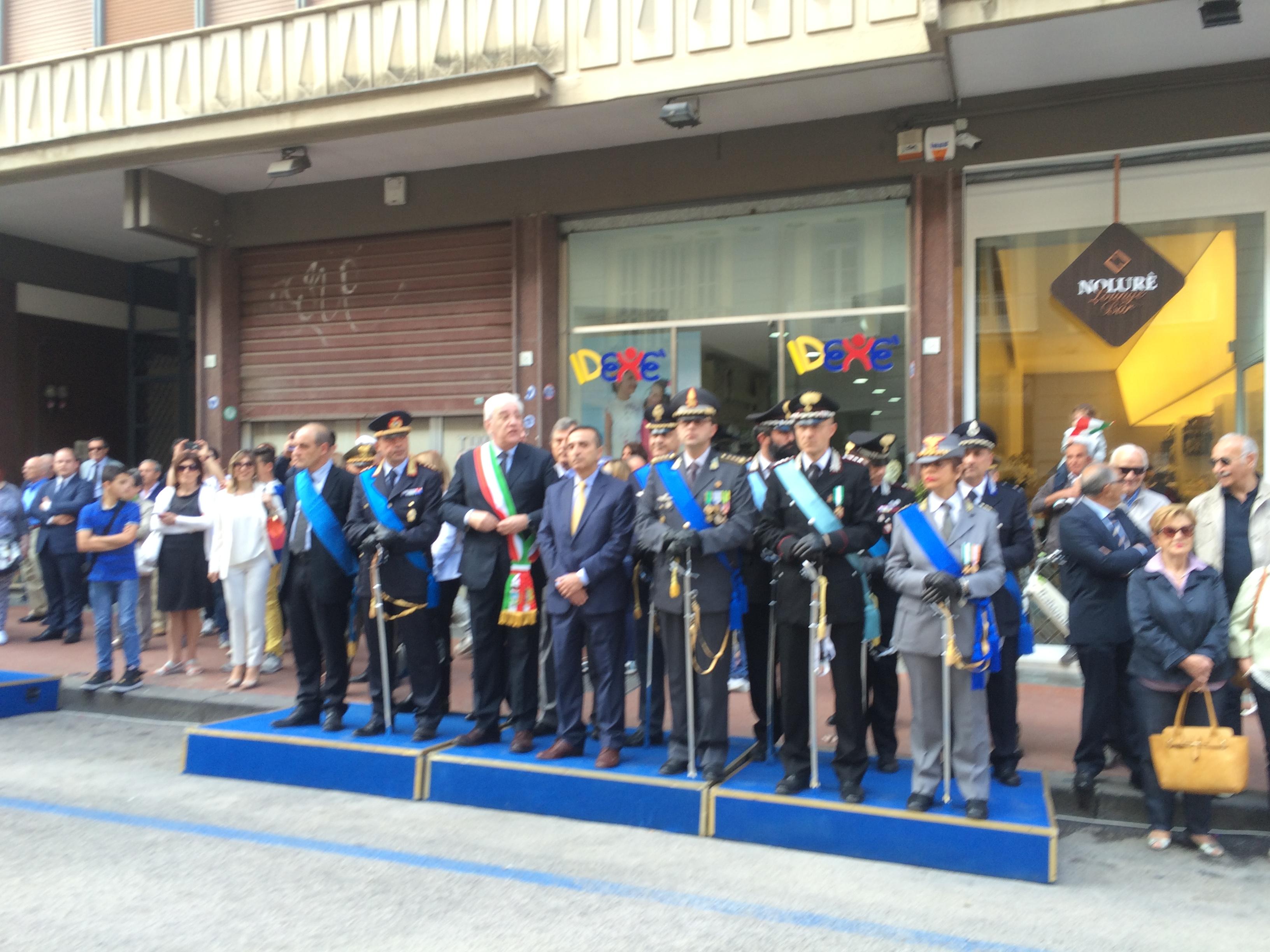 Avellino celebra i 70 anni dalla nascita della Repubblica italiana