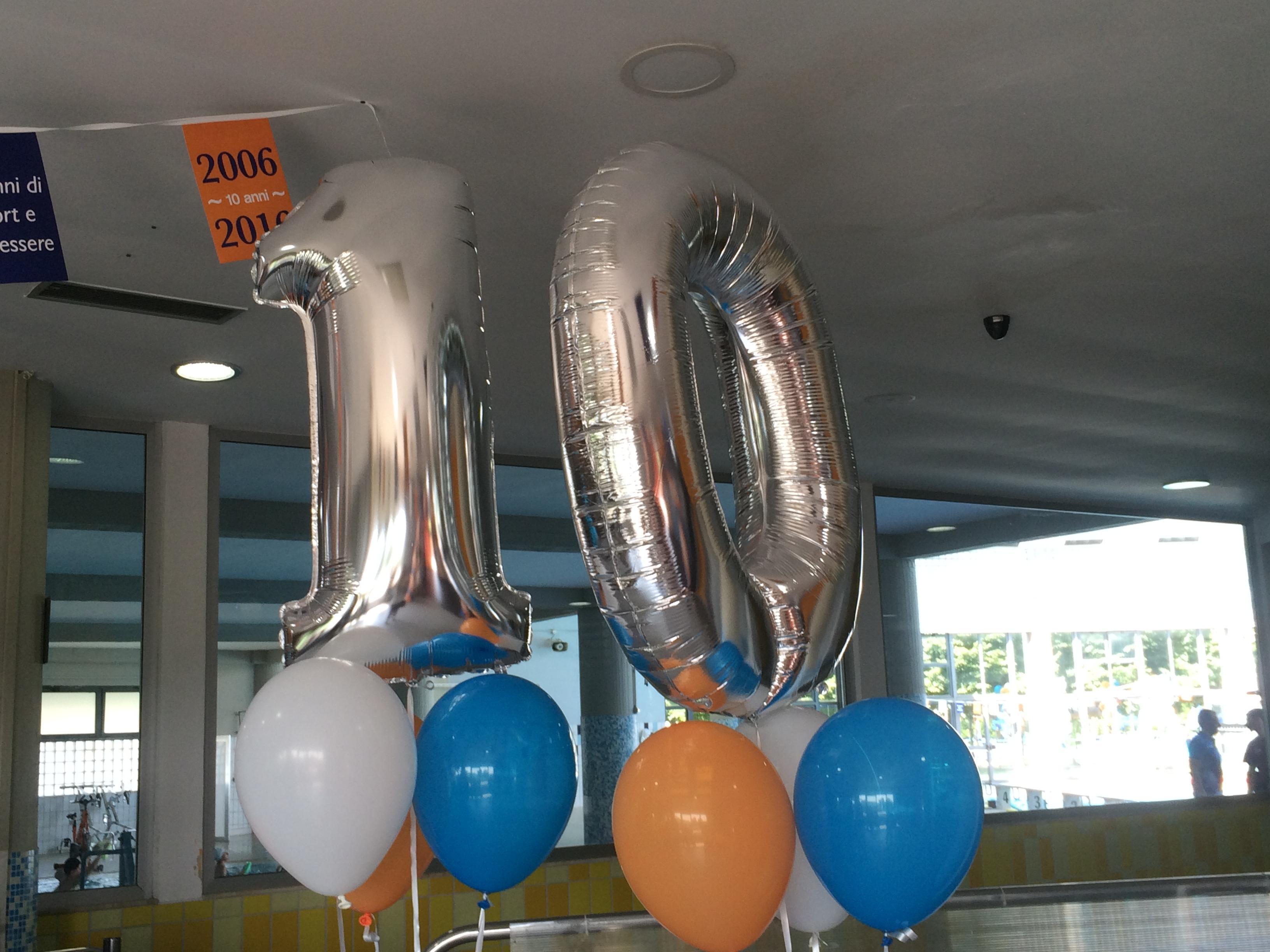 Il Centro Sportivo di Avellino festeggia i 10 anni dall'apertura