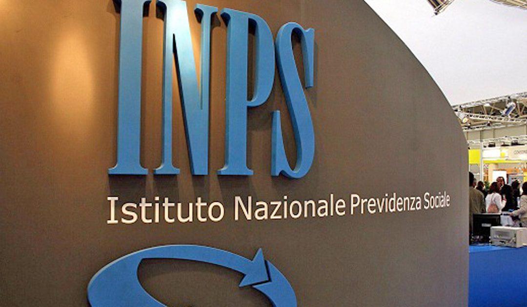 La sede dell'Inps