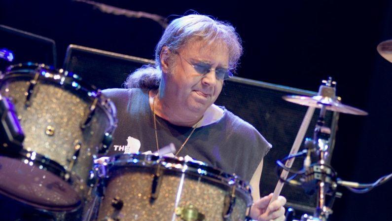 Incanta il rock del batterista dei Deep PurpleTutto esaurito per il concerto di Cittanova