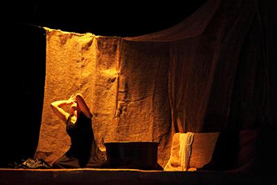 """La """"Medea"""" di Euripide in scena a Capri"""