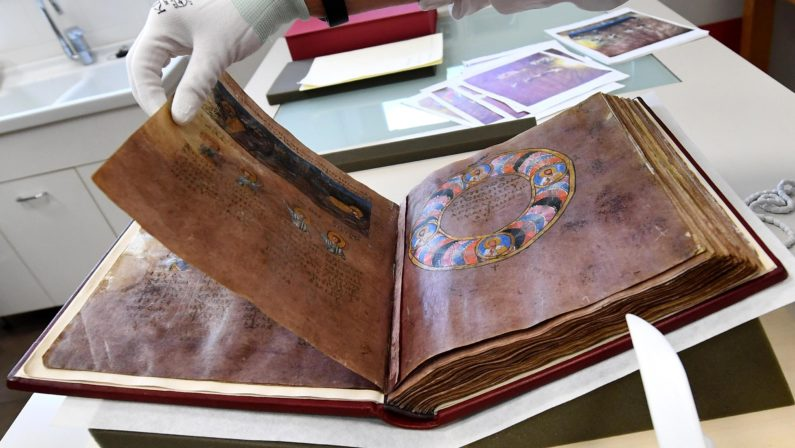 Premio al Museo Diocesano e del Codex di RossanoUna menzione speciale all'Icom Italia 2017
