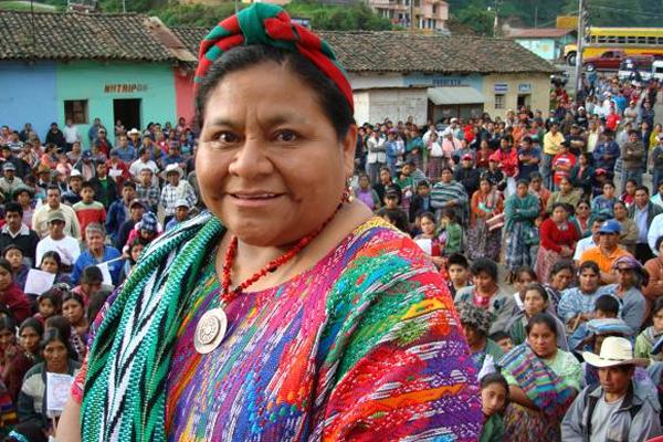 Il premio Nobel per la Pace, Rigoberta Menchùospite dell'Unical per il congresso iberoamericani