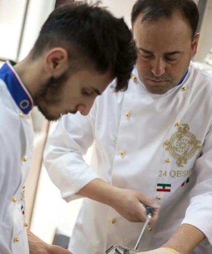 La cucina campana protagonista in Iran
