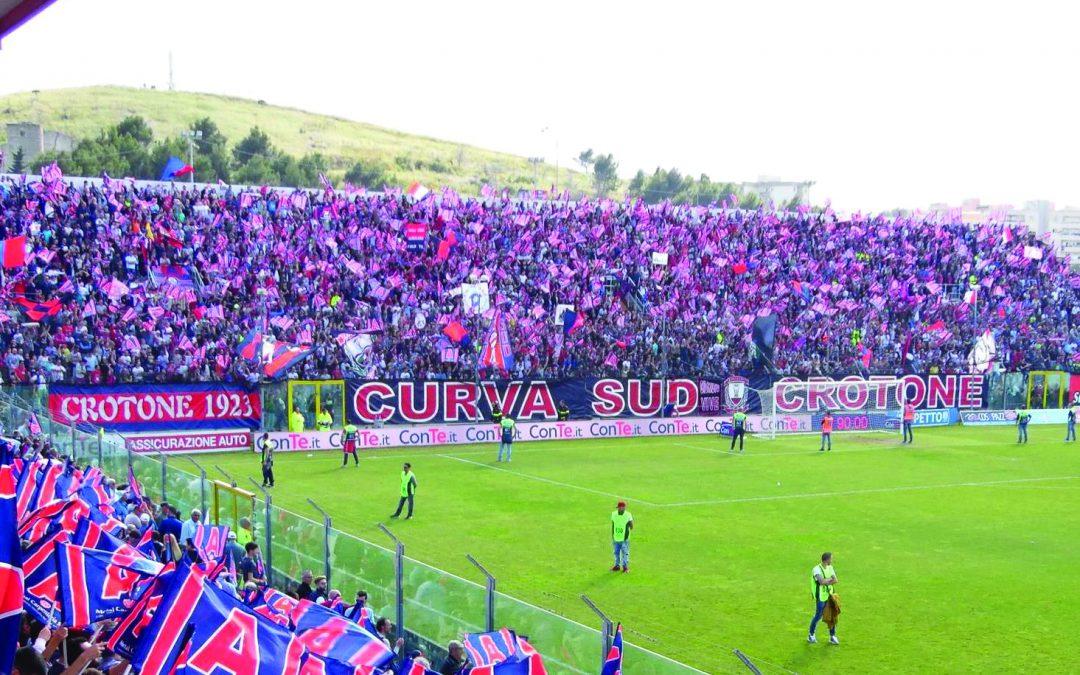 Crotone: lunedì la gara d'appalto per lo stadio, lavori al via il 20 luglio