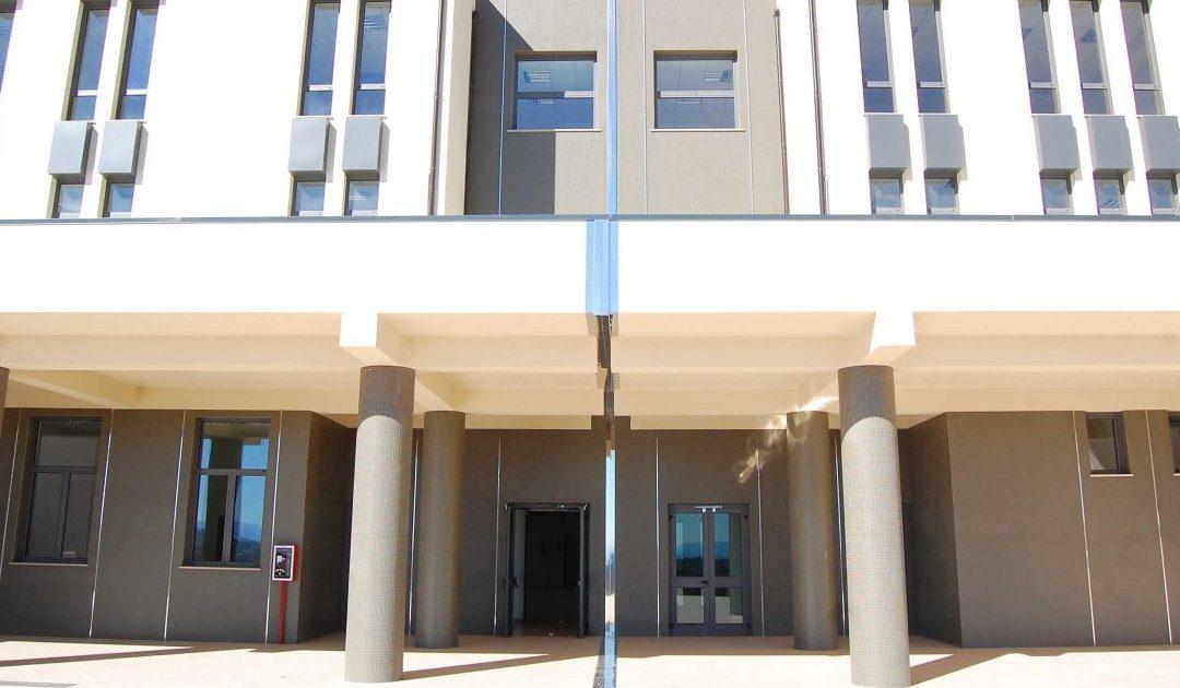 Gli uffici della Procura di Castrovillari