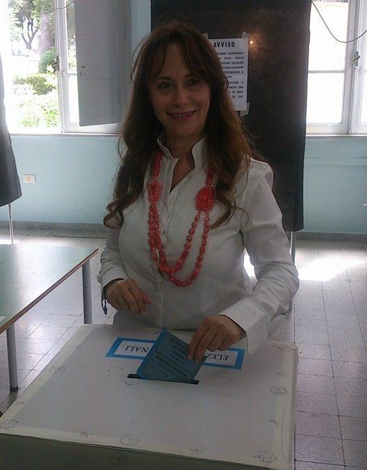 FOTO – Ballottaggio per le elezioni comunali  Il voto dei candidati sindaco a Crotone