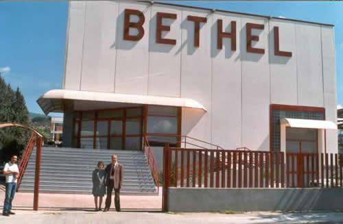 Giovannini: da pugile a pastorela comunità Bethel compie 50 anni