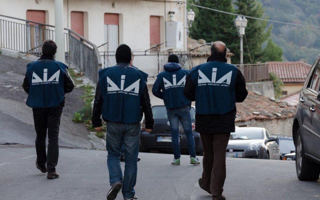 'Ndrangheta, la Dia sequestra beni per cinque milioni di euro a tre imprenditori calabresi che operano a Firenze