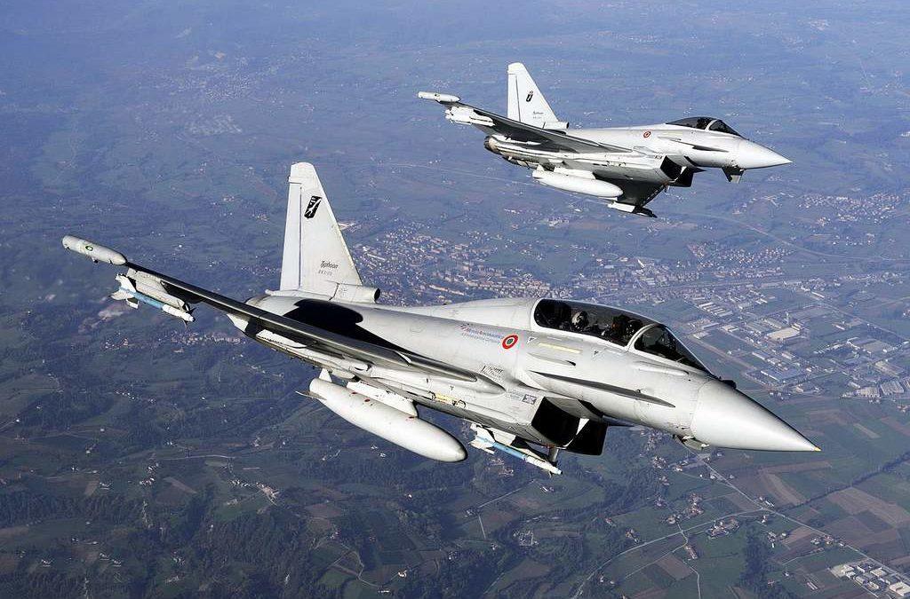 Si perdono comunicazioni con un Boeing Arabian  Scortato da caccia Aeronautica su cieli Calabria