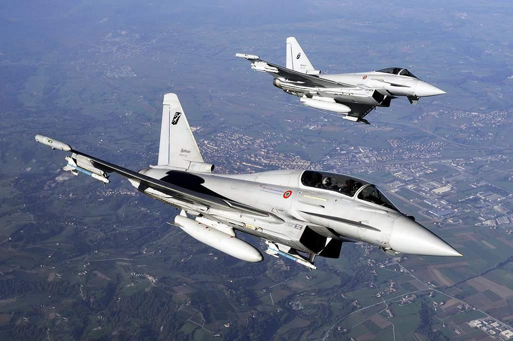 Si perdono comunicazioni con un Boeing ArabianScortato da caccia Aeronautica su cieli Calabria