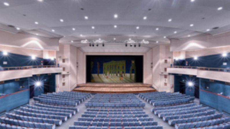 Il teatro riapre, non ad Avellino