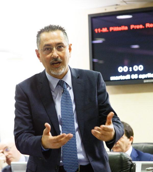 Pittella in Aula minimizza l'allarme Anac «Errori informali, quadro ridimensionato»