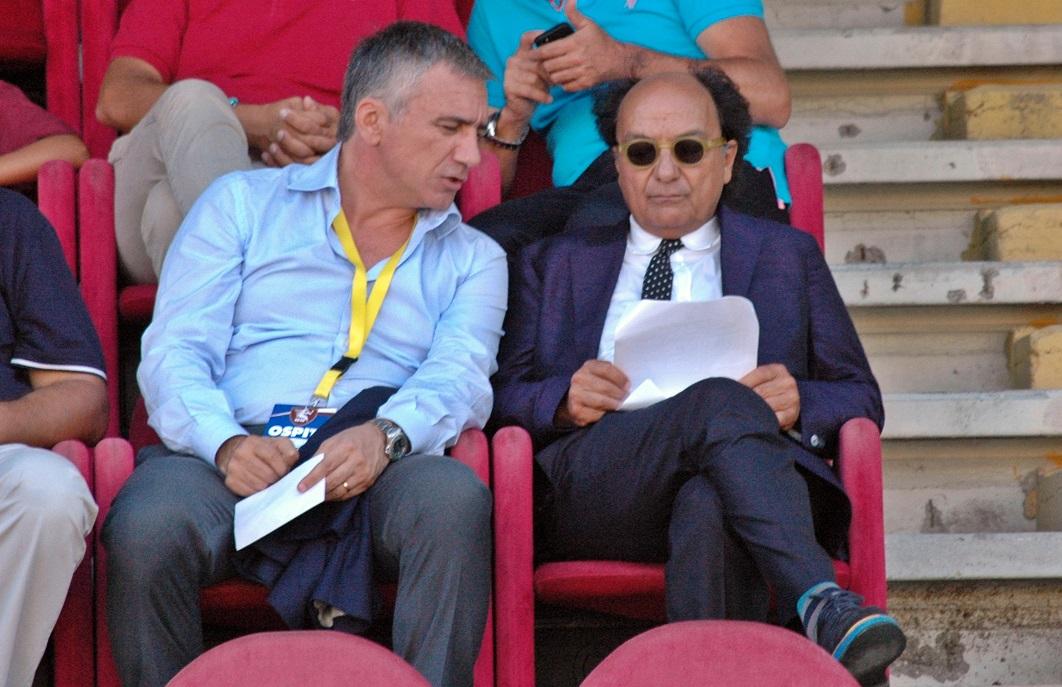 Cosenza calcio, lascia il direttore sportivo MelusoIl presidente Guarascio:«Colti di sorpresa»