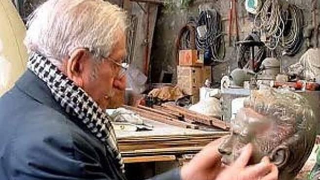 Morto il grande artista irpino Antonello Leone, aveva 99 anni