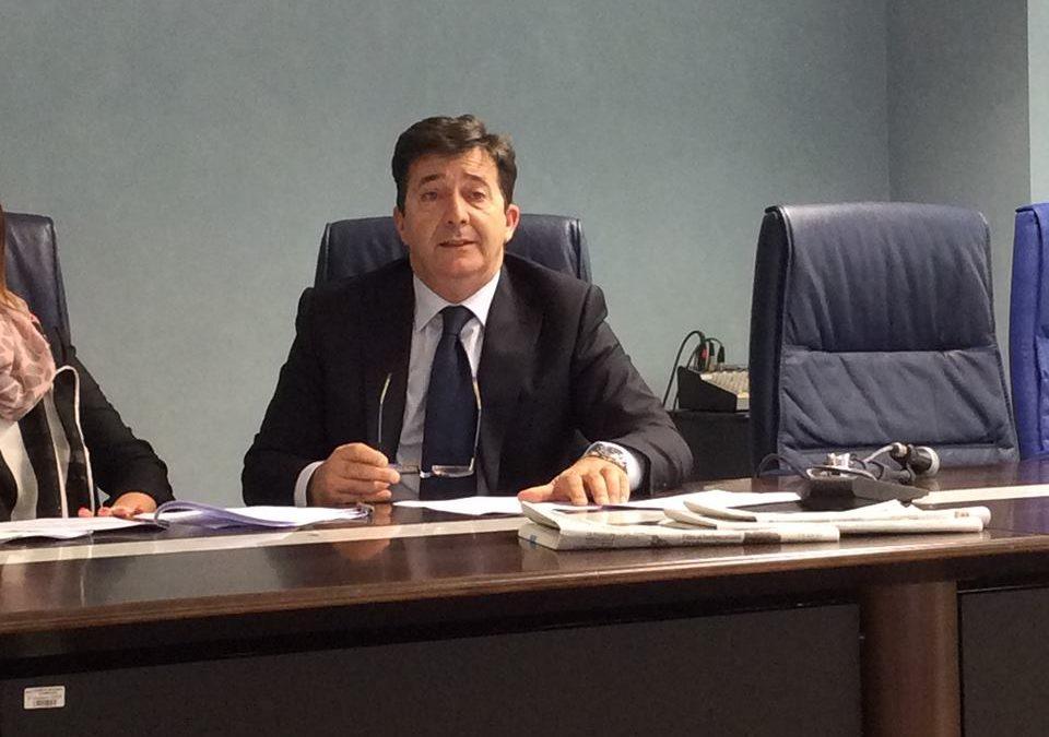 Consorzio industriale, Galante condannato Tre anni e mezzo al vicepresidente del Consiglio
