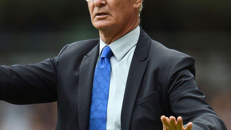 Catanzaro in festa per la vittoria del LeicesterA giugno Ranieri sarà cittadino onorario