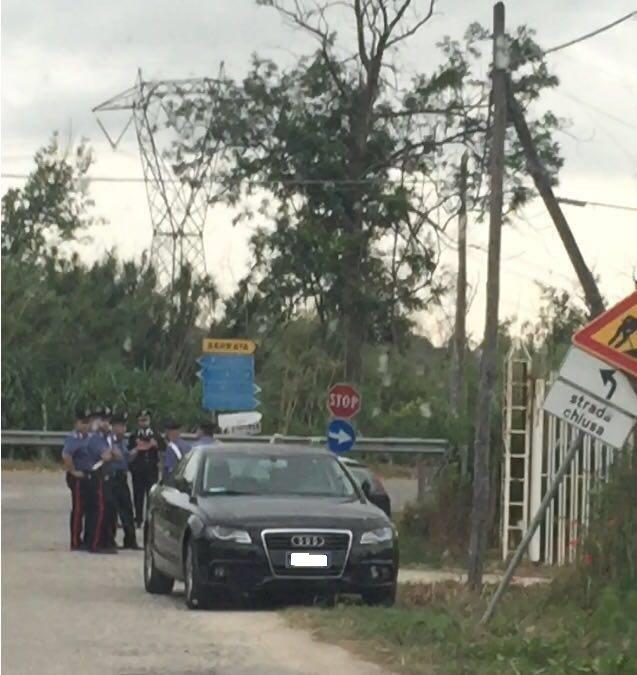 Donna scomparsa nel Vibonese, investigatoriscavano nell'area di un'azienda del Reggino