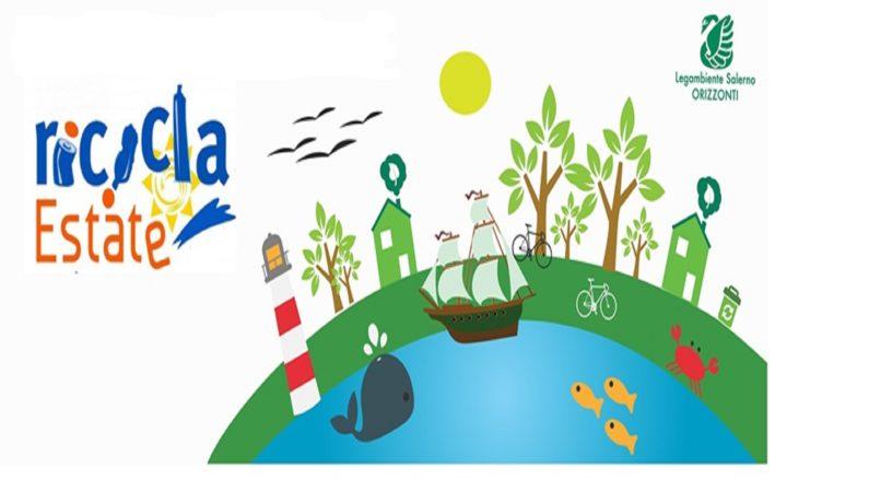 La raccolta differenziata ti segue in vacanza: Legambiente presenta la campagna con De Luca