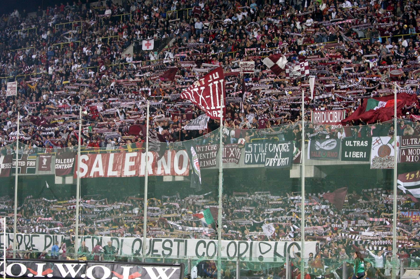 La Salernitana perde in casa contro il Carpi 2-1