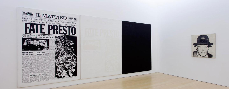 """""""Terrae Motus"""", il terremoto irpino 1980 raccontato in una mostra"""