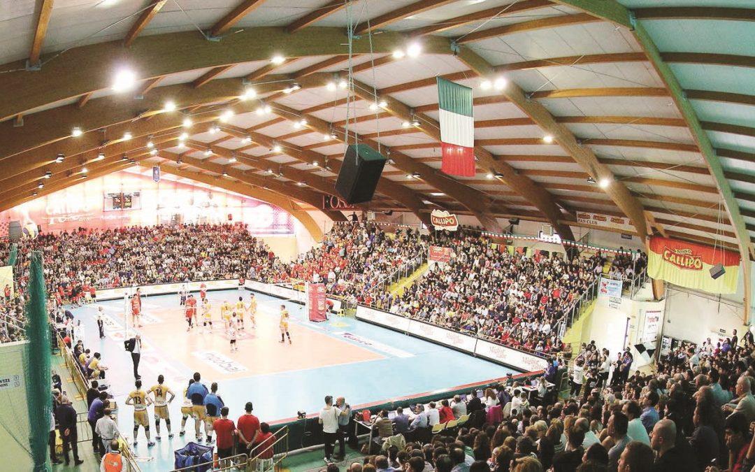La Provincia di Vibo concede in gestione il palazzetto dello sport, la Tonno Callipo torna a casa