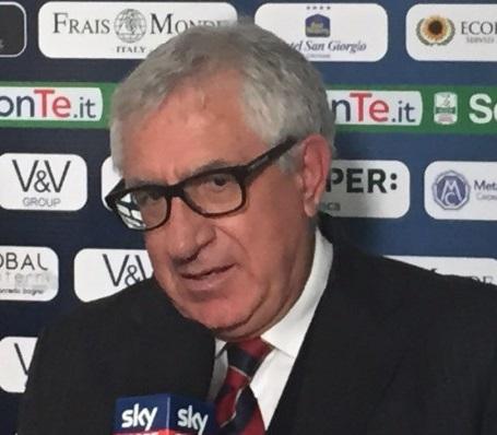 Calcio, Ursino difende Nicola: «Il Crotone sta migliorando, usciremo da questa situazione col lavoro»