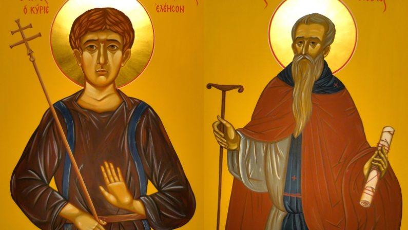 Percorso iconografico inaugurato nel Reggino  per venerare ventidue Santi Italo-Greci