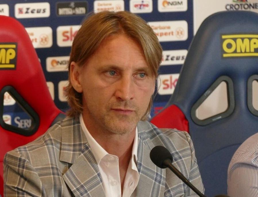 Calcio Serie A, al via il ritiro del Crotone in SilaSono 27 i convocati di mister Davide Nicola