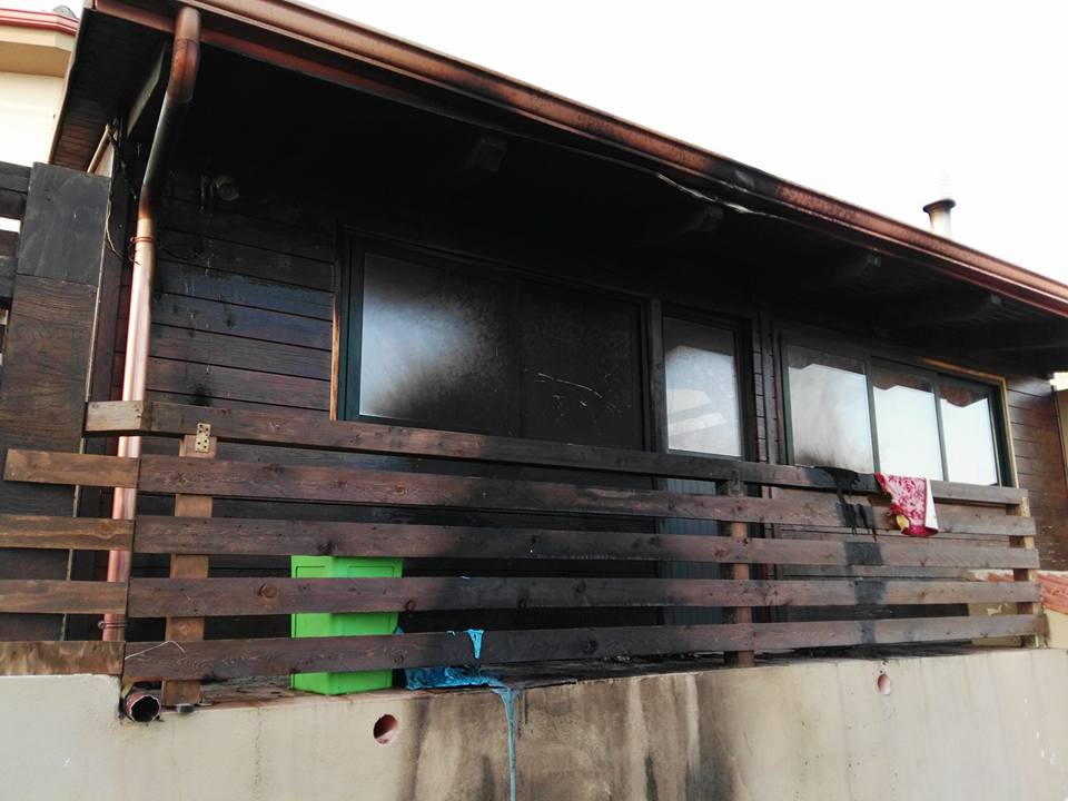 Tropea, attentato contro noto ristoratore del luogo  Ignoti danno alle fiamme parte della sua abitazione