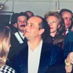 Michele placido con la contessa marta Marzotto..ed il maestro Gaetano Dimatteo e la figlia violante placido.jpg