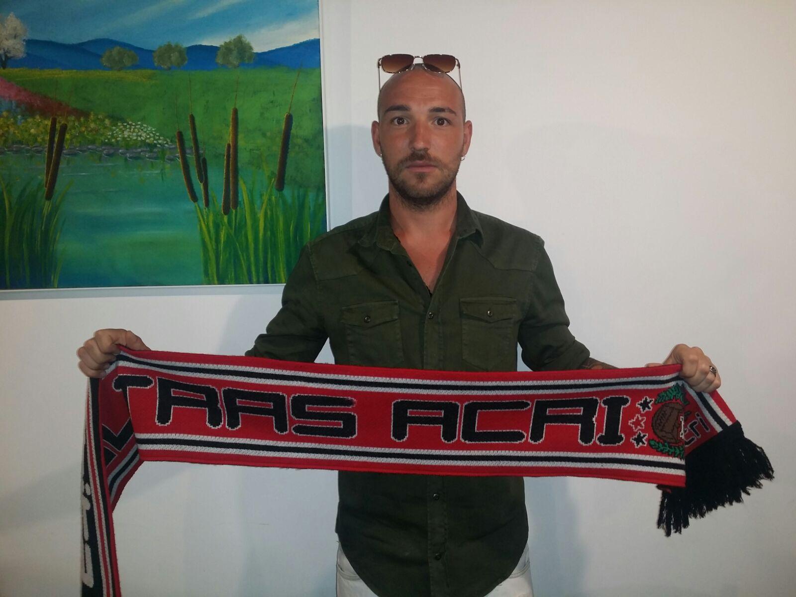 Pasquale Naglieri firma per l'AcriMarino da Siderno verso il Brancaleone