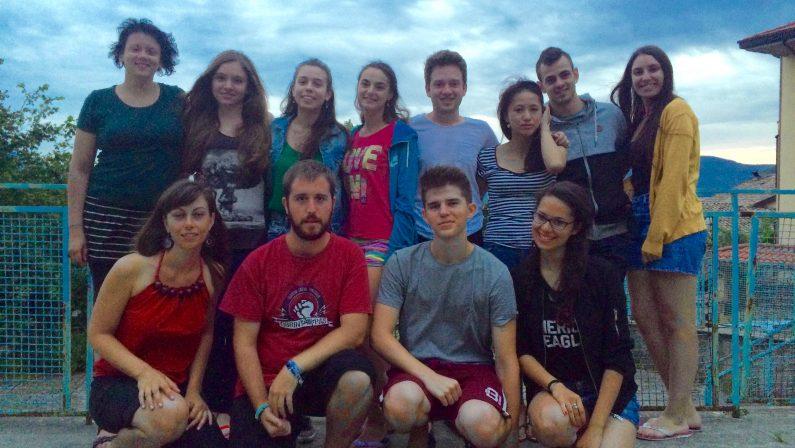 A Capocastello giovani del Servizio Civile Internazionale per contribuire all'allestimento di Castellarte: si parte venerdì