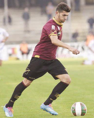 Calcio, Crotone: ecco l'attaccanteNalini«Giocare in Serie A è un sogno»