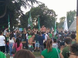 CALCIO- Il nuovo Avellino si presenta ai tifosi: al campo Coni è festa biancoverde