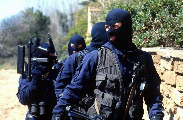 Un'operazione dei carabinieri del Ros