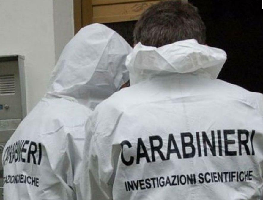 Cadavere carbonizzato trovato in un'auto nel Reggino