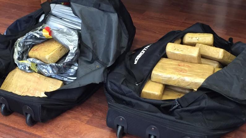 In macchina con oltre trenta chili di cocainaGiovane calabrese arrestato al confine con l'Austria
